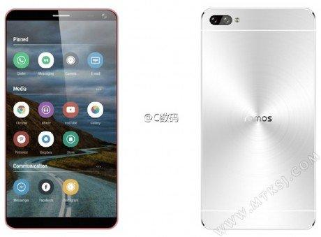 Ramos smartphone render leak 1