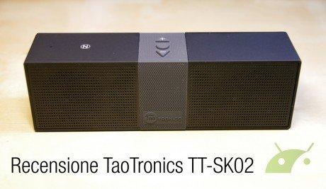 TaoTronics TT SK02 1