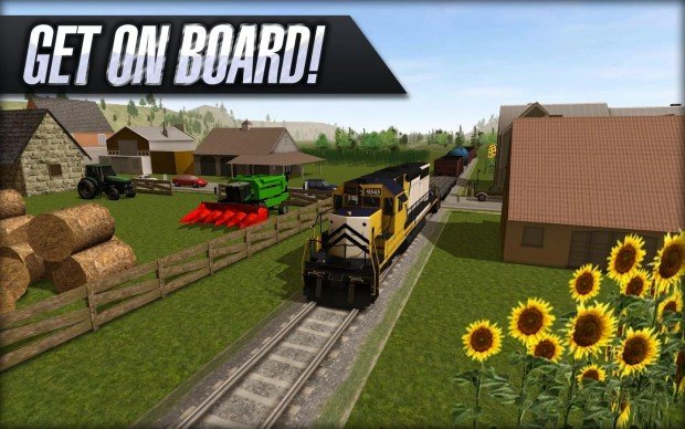Train Sim 15-1