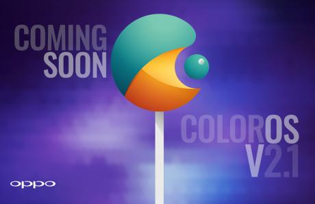 Coloros lollipop1