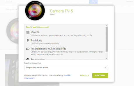 Controlli android