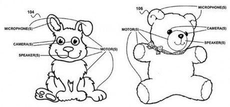 Google smart toy patent 2015 05 25 02