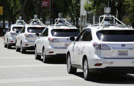Google s driverless cars