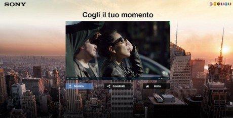 Sony m
