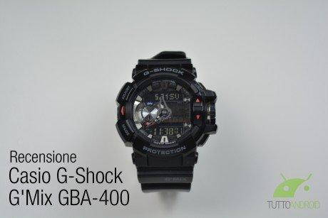 Casio G Shock GBA 400 1