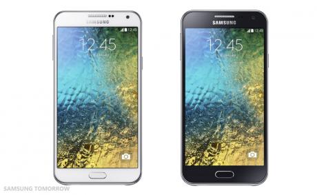 Galaxy E5 E7
