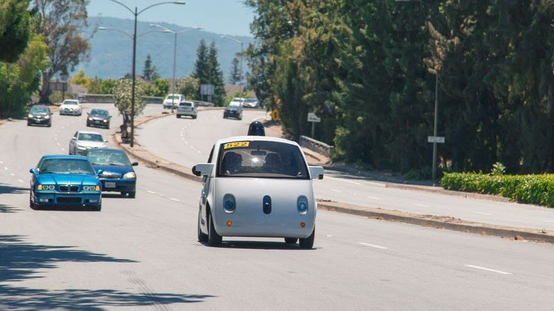 Waymo, la self-driving car di Google e Alphabet