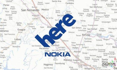 HERE Nokia