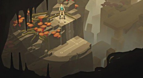 Lara Croft GO Android Game 1