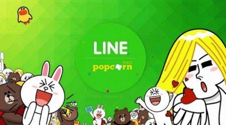 Linepopcorn