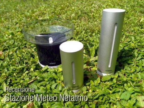 Netatmo stazione meteo 1