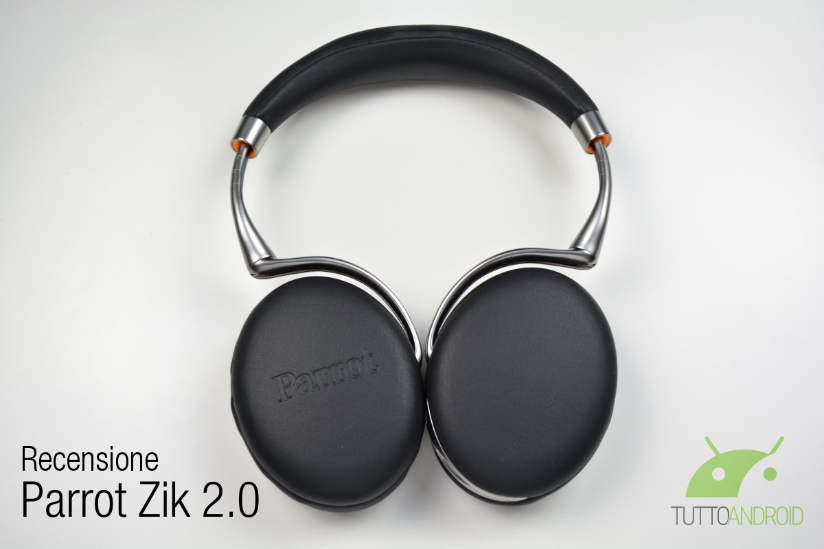 recensione parrot zik 2 0 tuttoandroid. Black Bedroom Furniture Sets. Home Design Ideas