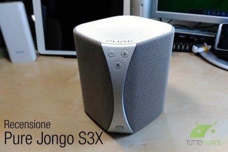 Pure Jongo S3X 1