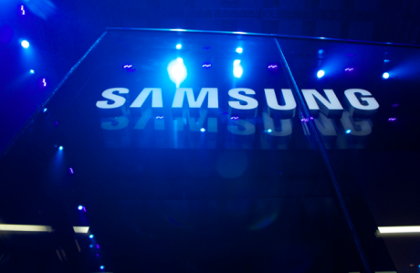 Samsung logoA
