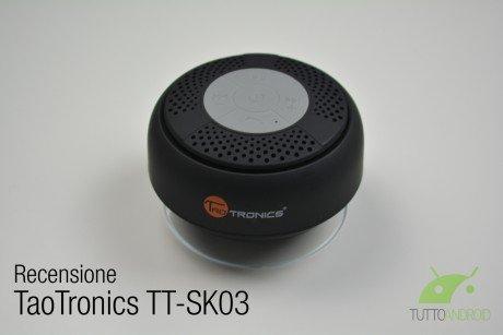 TaoTronics TT SK03 1
