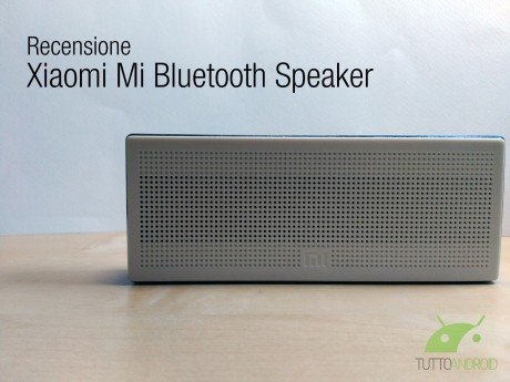 Xiaomi Mi Bluetooth Speaker 1