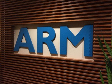 Arm holdings office