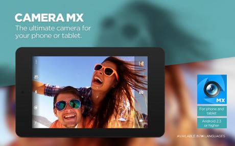 Camera mx android