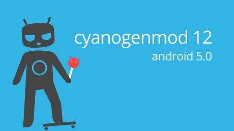 Cyanogenmod 121