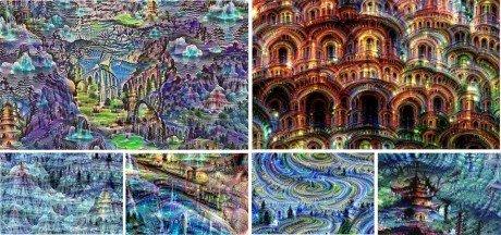 Google machine learning art