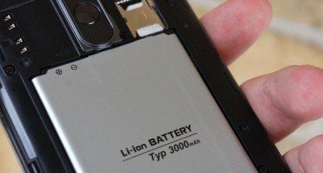 Lg g3 battery