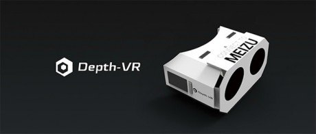 Meizu depth vr headset launched