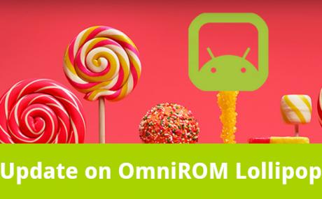 Omnirom lollipop tuttoandroid