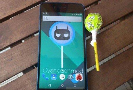 Stonex one cyanogenmod