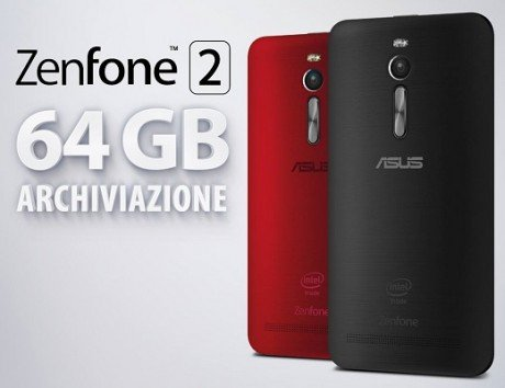 Zenfone 2 64 gb