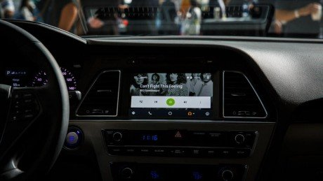 Android Auto F