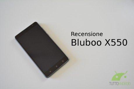 Bluboo X550 1