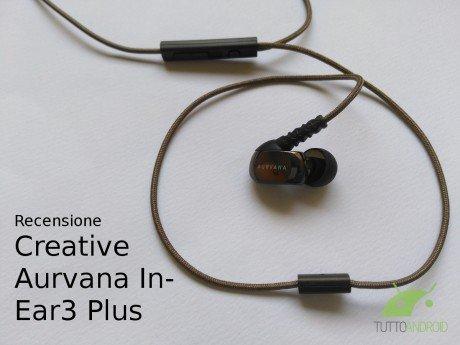 Creative Aurvana In Ear3 Plus 1