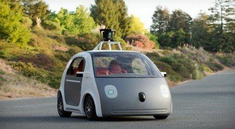 Google Car tante auto coinvolte in incidenti stradali. Sono così sicure
