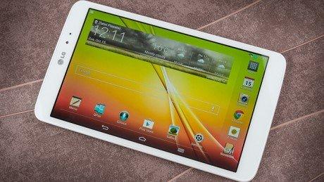 LG G Pad 8.3 Review TIa