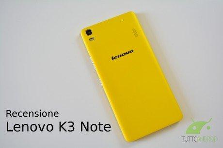 Lenovo K3 Note 1
