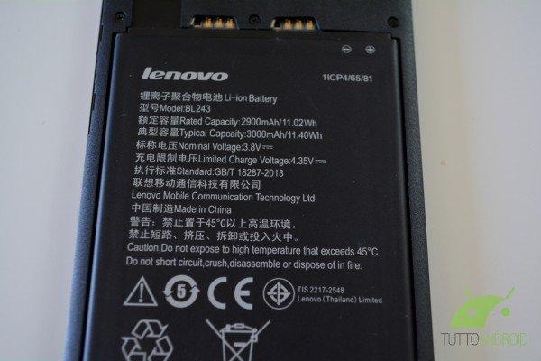Lenovo K3 Note 5