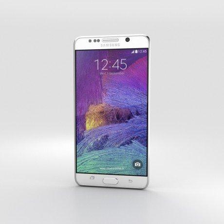 Samsung Galaxy Note5 Rendus 3D 00