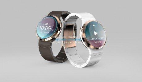 Samsung Gear A Tizen Smart Watch 6