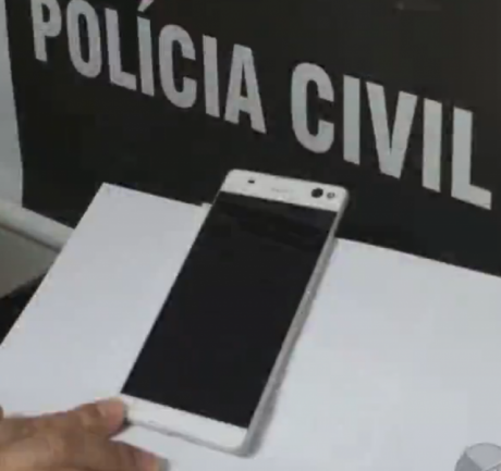 Stolen Xperia C5 Ultra in Brazil 640x602