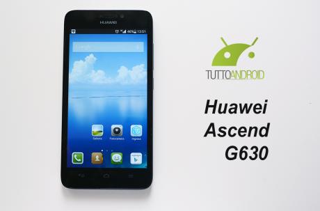 Ascend g630