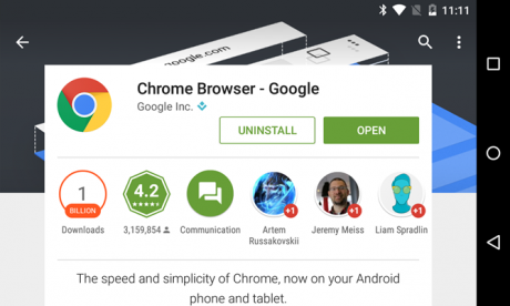 Chrome1M