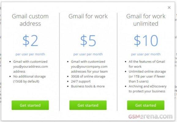 gmail indirizzo personalizzato