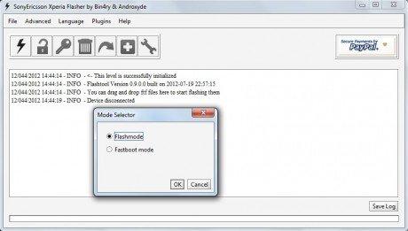 How to flashtool xperia e1438360988556