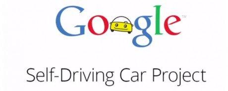 Logo google car