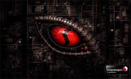 Snapdragon eye