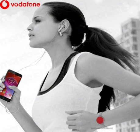 Vodafone smart prime misfit flash