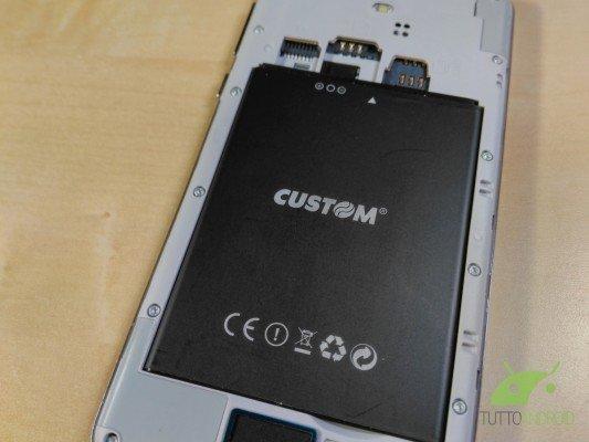 Custom Marte 6