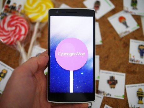 CyanogenMod OPO
