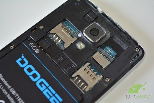 Doogee DG750 Iron Bone 3
