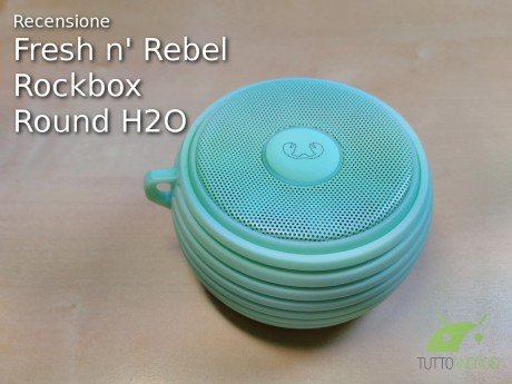 Fresh n Rebel Rockbox Round H2O 1